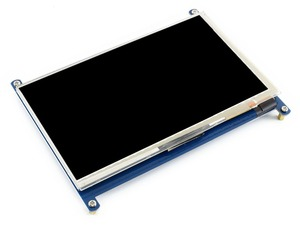 "Image 4 - Waveshare 7 ""HDMI LCD (C) kapazitiven Touchscreen IPS Unterstützt Raspberry Pi Null/Null W/Null WH/2B/3B/3B + Computer Monitor"
