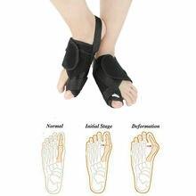 Горячая Уход за ногами Bunion шина большой палец Выпрямитель Корректор от боли в ногах вальгусные ортопедические поставки педикюр
