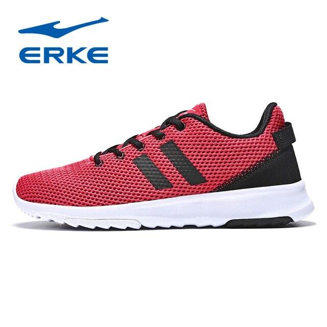 Ерке кроссовки Для женщин дышащие сетчатые Спортивная обувь дышащая классные кеды 2018 Для женщин кроссовки Zapatos Para Correr