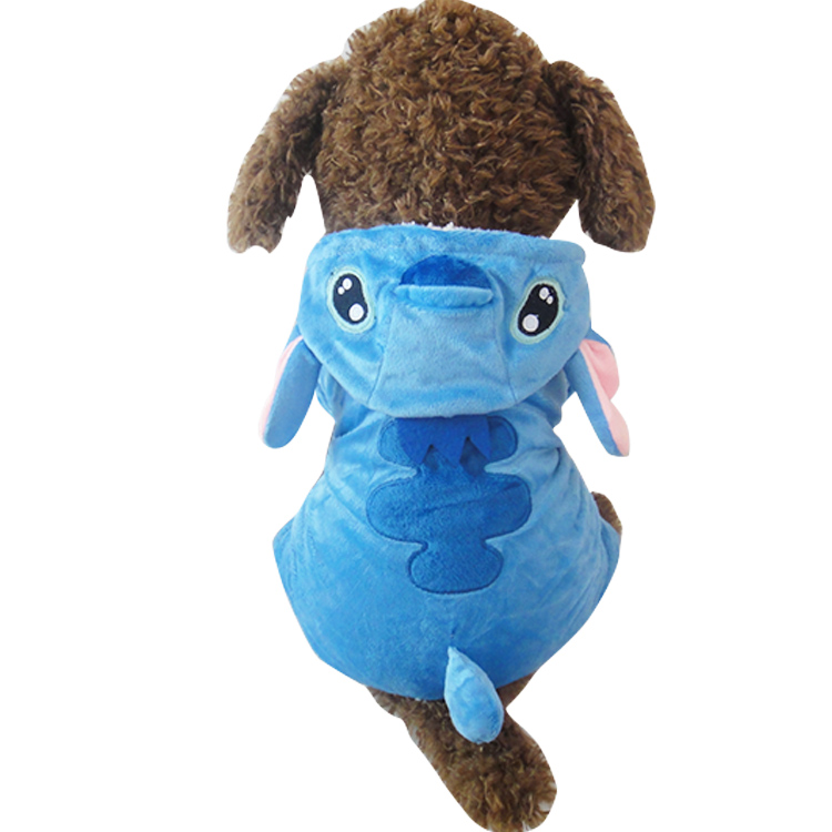Funny Party Halloween dog stitch costume cosplay clothes ...