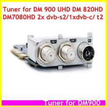 Dream Triple Tuner 2x DVB S2 1x DVB C/T2 New Arrival 3 in 1 Tuner For DM900 UHD DM7080 HD DM820 HD