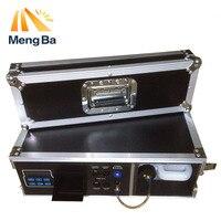 Máquina de neblina MengBa de 900W para caja de vuelo  máquina de neblina de 3 5 l para equipo de escenario con nebulizador de Control DMX512 a base de agua líquida para niebla