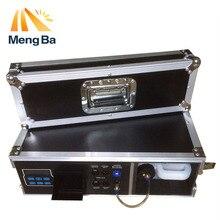 MengBa 900 W кейс дымовая машина 3.5L для дым-машины для сценическое оборудование с туман жидкого чернила на водной основе DMX512 Управление фоггер