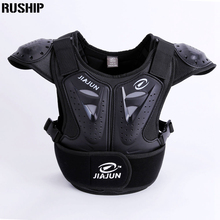 Children's sport vests cycling ski kids hard back support motorcycle Riding protective Cross country protective spine clothing