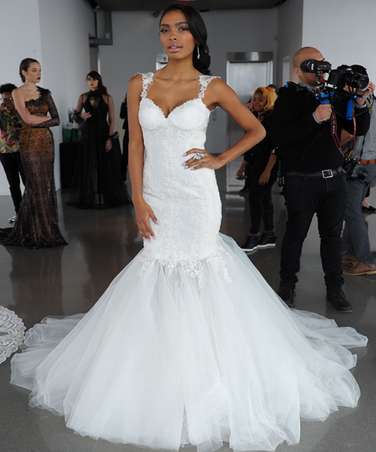 Wedding Gown Wholesalers: Online Buy Wholesale Bottom Tulle Mermaid Wedding Dress