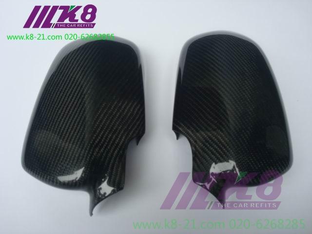 Carbon Fiber Mirror Covers for Porsche 2007 2011 Cayenne 957