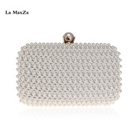 La MaxZa Manufacturing Designer Woman HandBag Wholesale Factory New Fashion Clutch Bag With Wrist Strap Many Colors Evening Bag