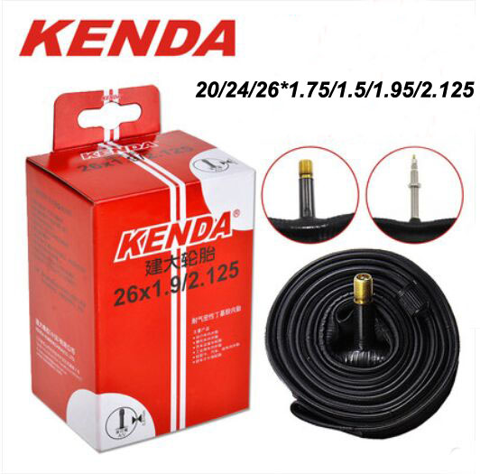 KENDA Bicycle Tire Inner Tube Mountain MTB/Road Bike tyre 20/<font><b>24</b></font>/26*1.75/1.5/1.9/1.95/2.125 pneu interieur parts maxxi <font><b>BMX</b></font> image