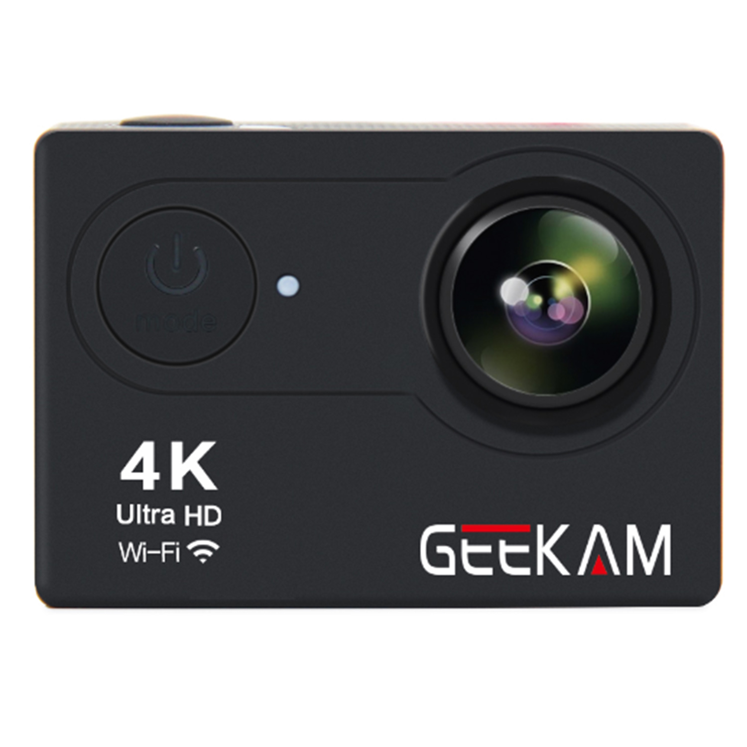 GEEKAM 4K Cross-Border Digital Sports Camera 4K Explosion Mini HD Underwater Sport dy Camera MINI Camera DV Video Recorder