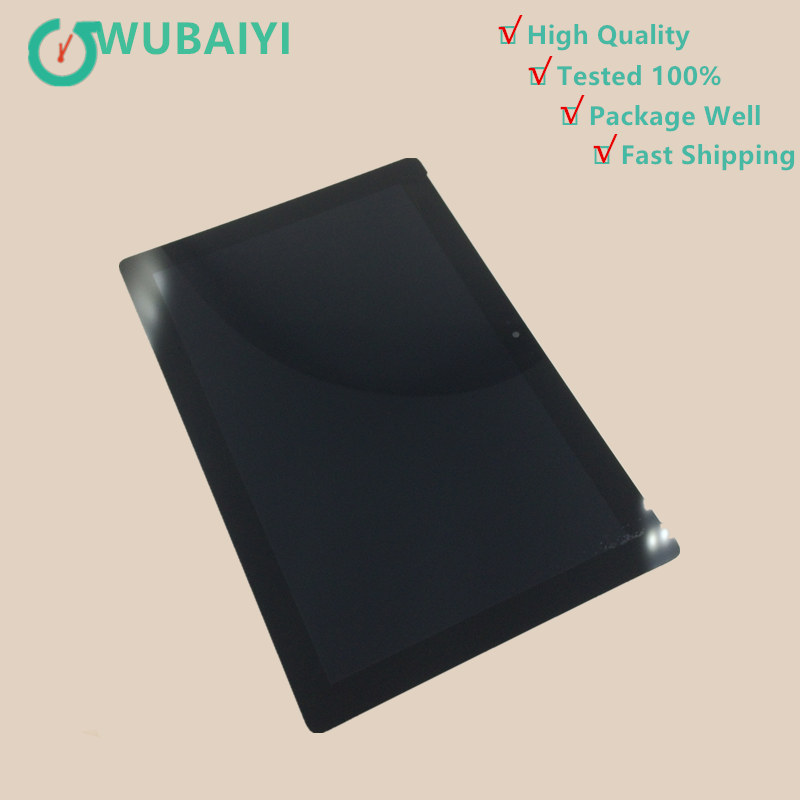 10.1 inch For ASUS ZenPad 10 Z300 Z300M LCD Display Matrix Touch Screen Digitizer Assembly with frame new 10 1 inch for asus zenpad 10 asus zenpad 10 z300 z300cnl z300m z300c p01t tablet touch display lcd screen panel with frame