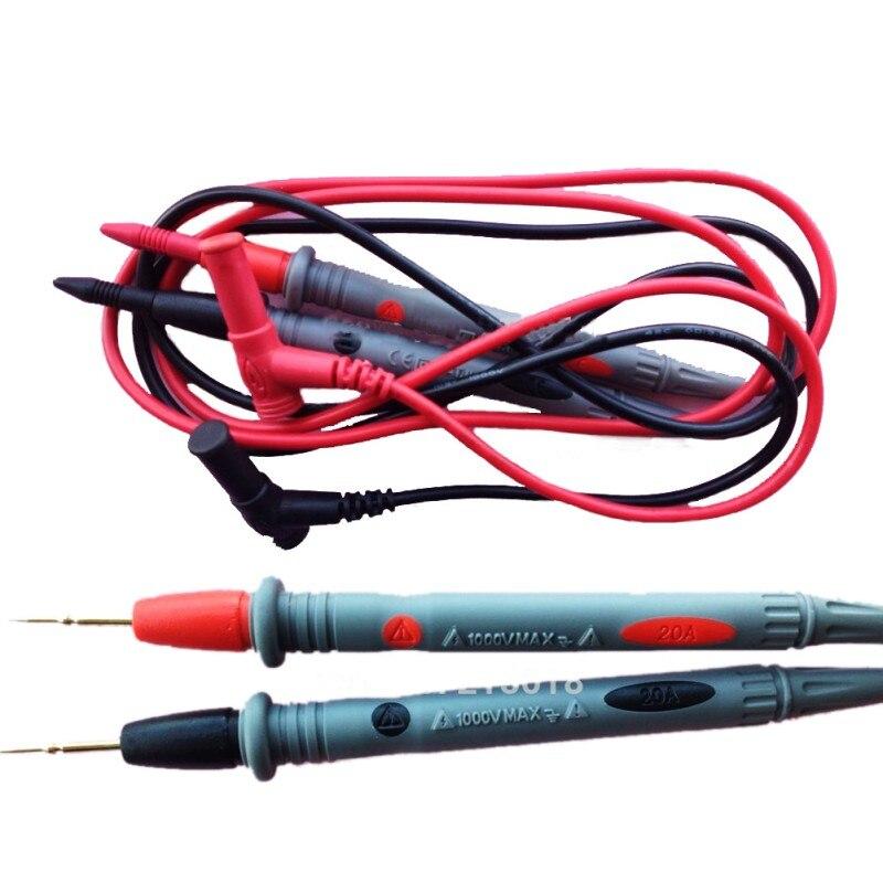 Multimetro per tester multimetro digitale a sonda sottile con punta - Strumenti di misura - Fotografia 3