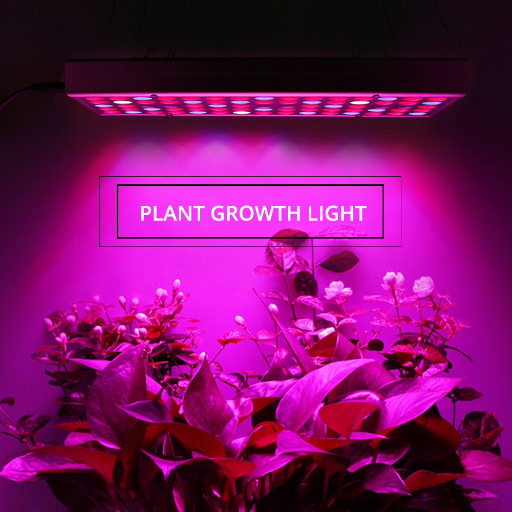 Painel Full Spectrum Cresce A Luz LED Lâmpada Fito AC85 ~ 265 V 25 W Estufa Hidro Crescer Lâmpada para Aquário plantas de interior Flor Crescimento