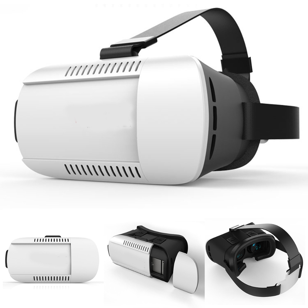 font b VR b font Box 1st Gen Virtual Reality Shocking World 3D Glasses For