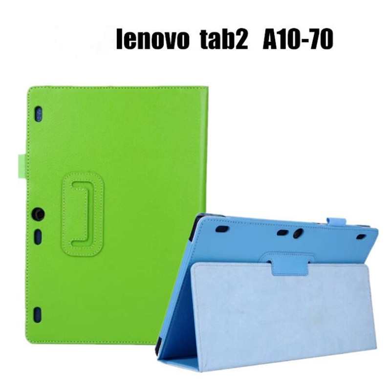 For Lenovo Tab 2 A10-30 A10-70 A10-70F A10-70L A10-30F X30F 10.1 Tab2 A10 30 70 Tablet Case Bracket Flip Leather Cover for lenovo tab 2 a10 70 f case leather smart cover for lenovo tab 2 a10 30 a10 70f a10 70 a10 70l 10 1 foldable case stylus pen