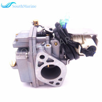 Outboard Engine Carburetor Assy 6AH 14301 00 6AH 14301 01 for Yamaha 4 stroke F20 F20BMHS F20B Boat Motor Boat Engine Automobiles & Motorcycles -