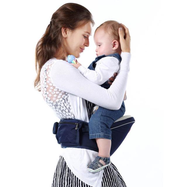 Sunveno novo projeto canguru hipseat portador infantil portador de bebê crianças infantil assento hip transportadora para carring bebê compras para casa