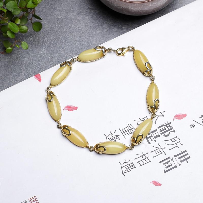 JIUDUO զարդեր 925 ստերլինգ արծաթագույն - Նուրբ զարդեր - Լուսանկար 5