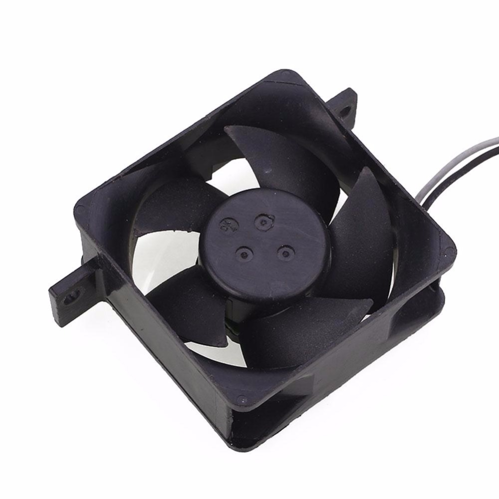 Cewaal Replacement Part Internal Cooler Cooling Fan For Wii font b Video b font font b