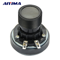 AIYIMA 1Pc Portable Audio Speaker Titanium Film Tweeter 25 Core 8Ohm 40W DIY Speakers