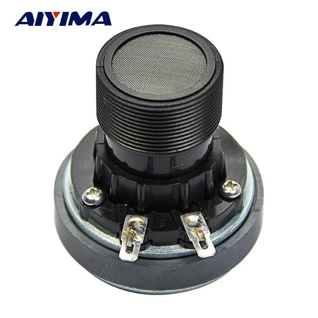 AIYIMA Portable Audio Speaker Column Altavoz Portatil Titanium Film Tweeter Driver 25 Core 8 Ohm 40W Speakers DIY Home Theater