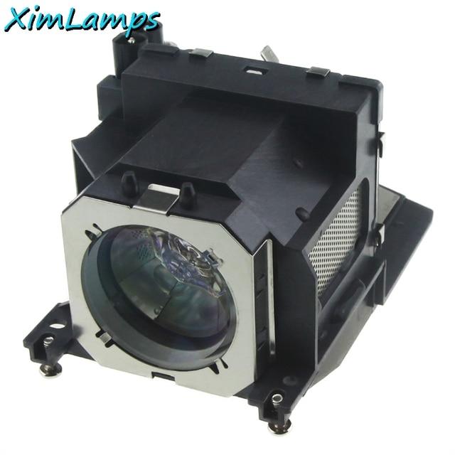 Замена Лампы Проектора с Жильем для PANASONIC ET-LAV200 PT-VW435N PT-VW431D PT-VW440 PT-VX505N PT-VX500 PT-VX510