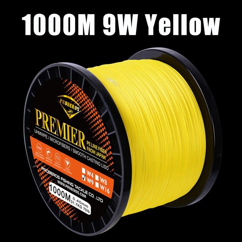 1000M-9W-Yellow