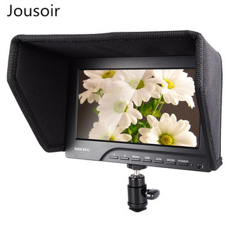 7-inch HDMI monitor 3 d800 camera display applies to the small rocker arm of the 5D2 SLR camera CD50