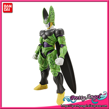 PrettyAngel   Genuine Bandai Figure rise Standard Assembly Dragon Ball Z Cell (Complete Form) Plastic Model Action Figure
