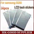 30 unids pantalla de nuevo adhesivo pegatina Para Samsung Galaxy i9260 Lcd freeshipping