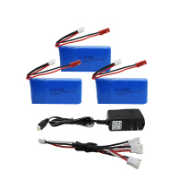 3pcs Lipo Battery 2s 7 4V 1500mah 30C UL Charger For Quadcopters Helicopters RC Cars Boats