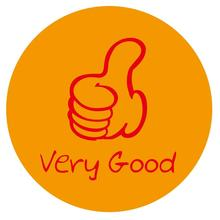 New Trend Dot Label Congratulate with Praise WordVery Good Paper Stickers for Teachers Reward and Encourage Label Stickers 15pc teachers stampers self inking praise reward stamps motivation sticker school 2018 dropshipping
