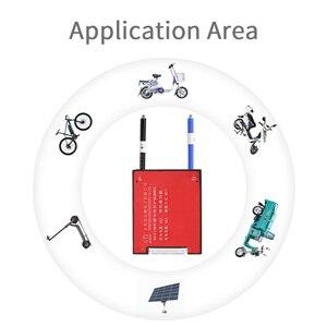 Image 5 - 24V 6S BMS 15A 20A 30A 40A 60APCM/PCB/BMS için elektrikli bisiklet ve scooter güneş enerjisi ile denge