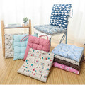40*40cm Cheap Soft Home Office Linen Outdoor Square Cotton Seat Pad Thicken Cushion Buttocks Chair Cushion Cojines Decorativos