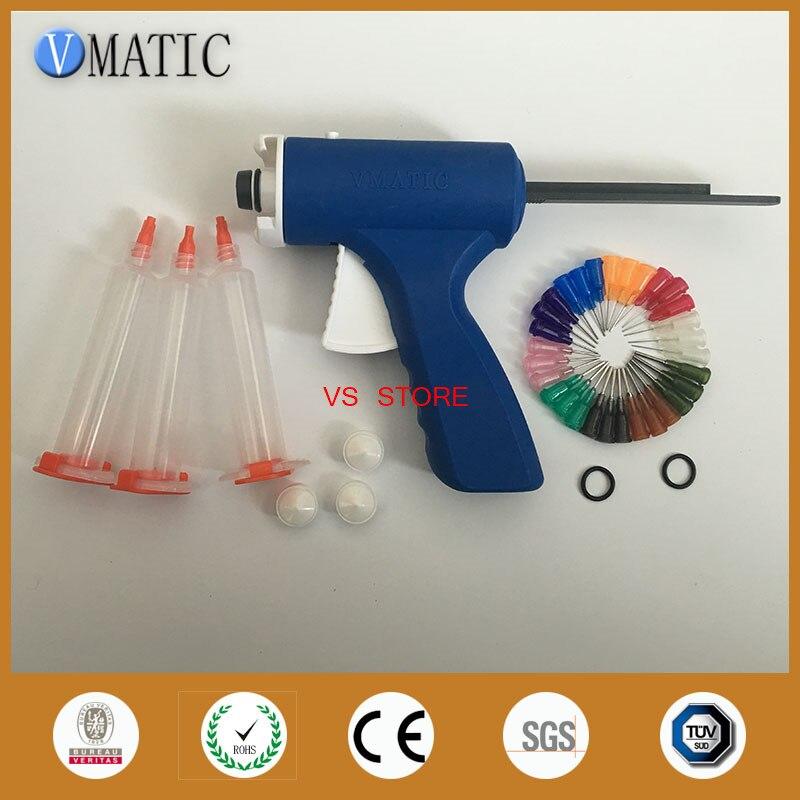 Di alta Qualità UV Glue Gun LOCA Liquido Optical Adesivo Trasparente Gun 10cc Per il iphone Samsung SONY HTC Smart Phone LCD riparazione dello schermo