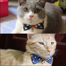 [Магазин MPK] галстук-бабочка для домашних питомцев, различные дизайны, якорь шаблон кошка воротник, кошка галстук, кошка костюм, галстук-бабочка для кота Xiao