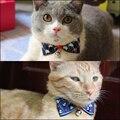 [Магазин MPK] галстук-бабочка для домашних питомцев, различные дизайны, ошейник с изображением якоря, галстук для кошки, костюм для кошки, галс...