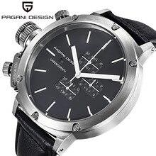 Relogio Masculino 2016 Luxury Brand PAGANI DESIGN Quartz-Watch Men Unique Innovative Sport Watches Multifunction Dive Clock Men
