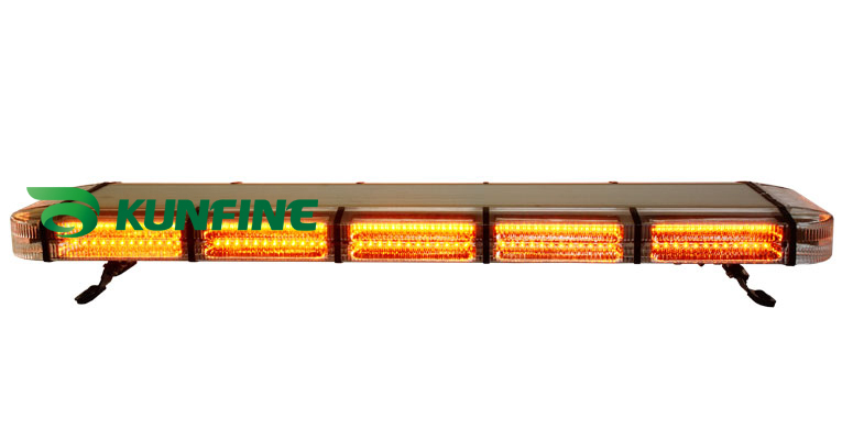 High Power flash traffic warning light bar LED Emergency Warning Light bar Police Light bar KF9900