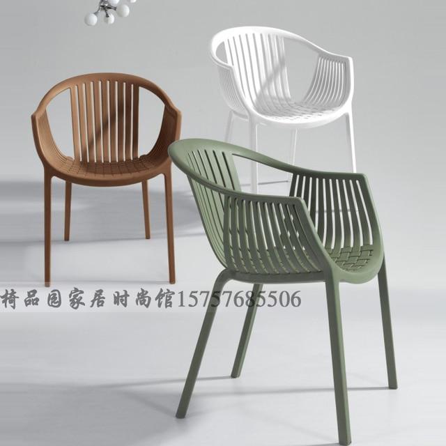 US $295.9  Komfortable und einladende Hause Terrasse Stühle Wohnzimmer  Stühle Schlafzimmer Hotel Café lässige Stühle in Komfortable und einladende  ...