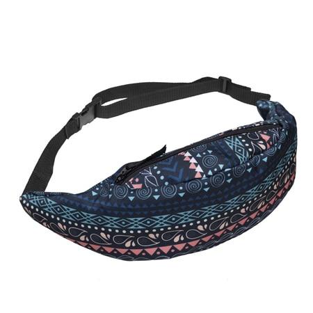 Jom Tokoy New Colorful Waist Bag For Men Fanny Packs Style Belt Bag Unicorn Women Waist Pack Travelling Mobile Phone Bags