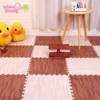 Infant Shining 20PCS/Set Children Puzzle Play Mat Baby Foam Kids Rug Carpet Educational Toys For Infant Boys Girls 30X30CM