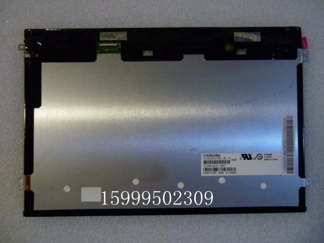 10.1 Polegada TFT Painel LCD CLAA101FP01 CNFP 1920 RGB * 1200 Tela WLED Display LCD MIPI LCD WUXGA 4 dados pistas