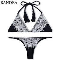 BANDEA New Arrival Swimwear Bikinis Women 2017 Halter Swimsuit Halter Brazilian Beach Bathing Suits Swim Wear