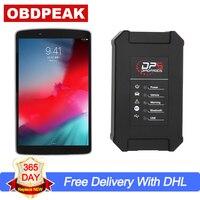 SUPER DP5 Android Diagnostic Tools Dirgprog5 Dp5 Car Diagnostic System Automatic Key Programmer Odometer Reset Tool