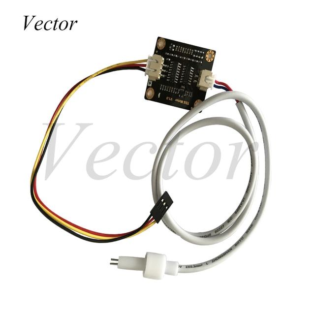 Analógico Sensor De Hidrelétricas Condutividade TDS Arduino Compatível  Monitoramento Da Qualidade Água Detecção Líquidos