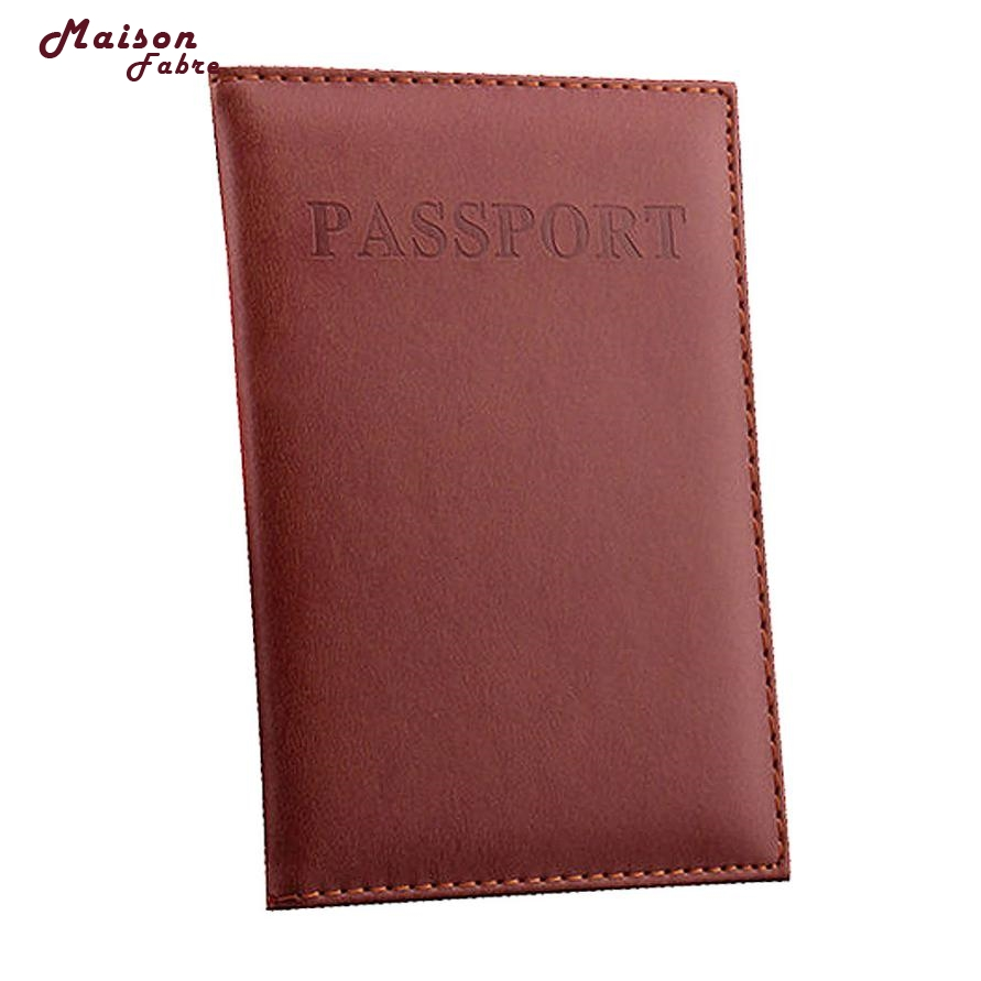 Maison Fabre 2018 Dedicated Nice Travel Passport Case ID Card Cover Holder Protector Organizer Dropshipping Mar13