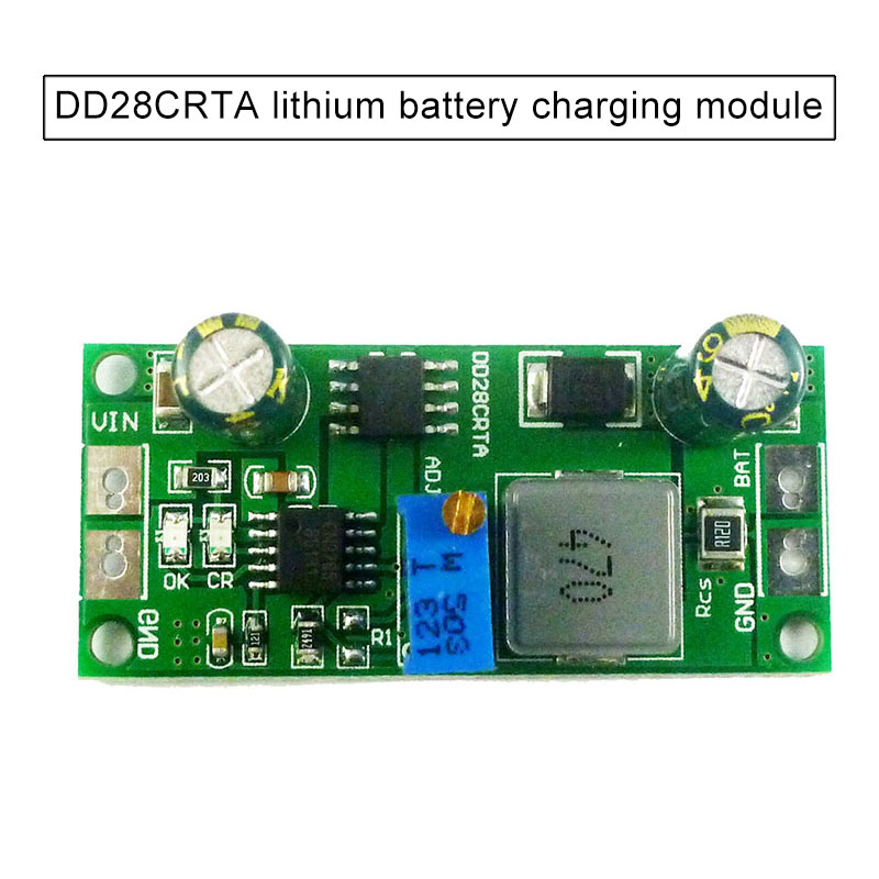 Battery Charging Module Battery Charger Module DD28CRTA WIF66