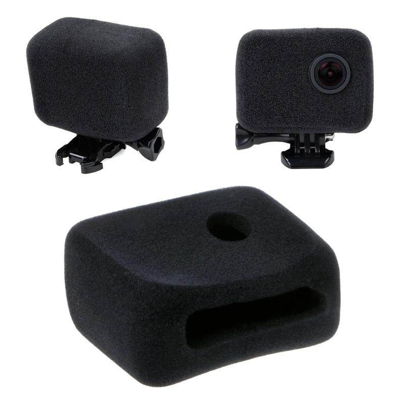 Windshield Sponge Cover Frame For Gopro Hero 4 3 Windslayer Foam Windscreen Wind Cap For Go Pro Hero4 Action Camera Accessories - ANKUX Tech Co., Ltd