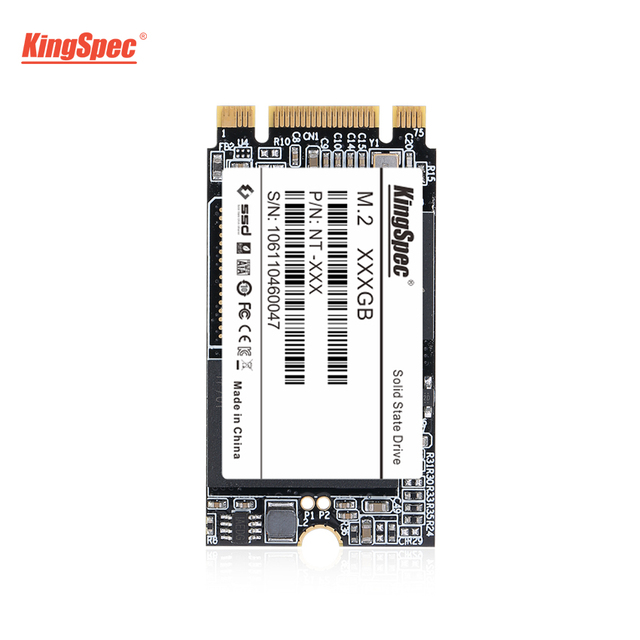 KingSpec M.2 500GB SSD 22*42mm SATAIII 6Gb/s M2 SSD 1TB NT-1TB Internal Hard Drive Disk HD For Laptop/Desktops/Ultrabook/Tablets