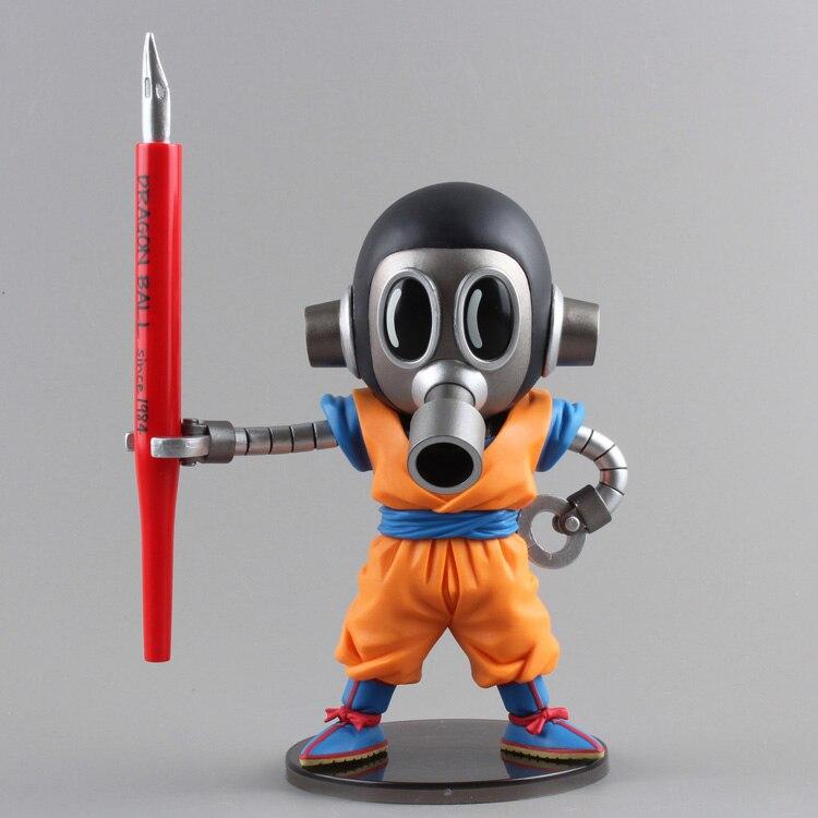 Banpresto Dragon Ball Z MEGA WCF 2 Akira Toriyama Son Goku PVC Figure Toy 5 12cm akira toriyama dragon ball vol 2